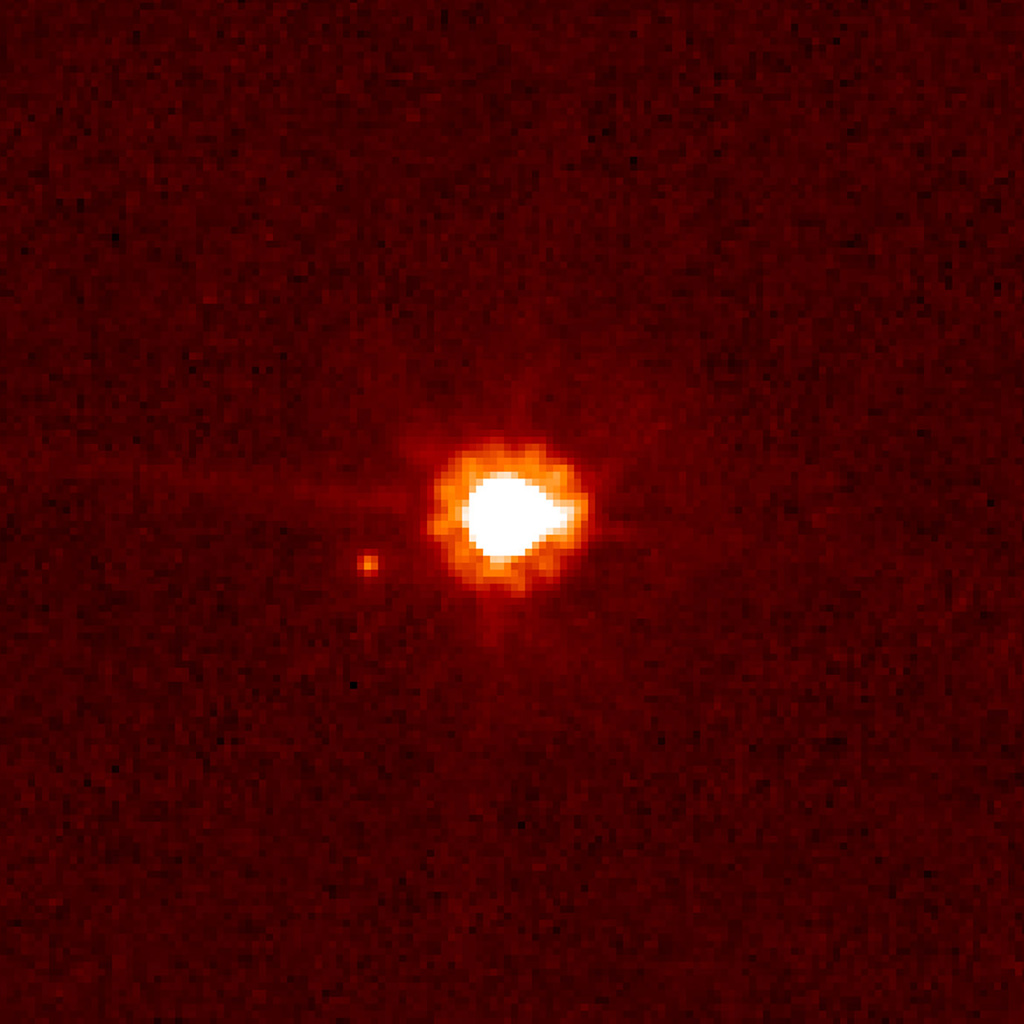 Eris Dwarf Planet - Pics about space