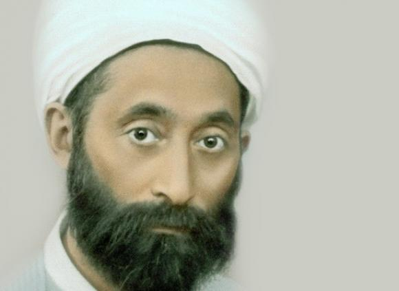 وصف  الشيخ عبد الحميد ابن باديس وصف معنويا