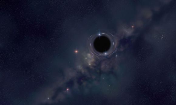 الثقوب السوداء والقرآن الكريم
