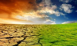 ارتفاع حرارة الأرض