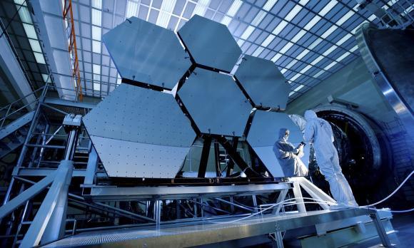 تليسكوب المستقبل