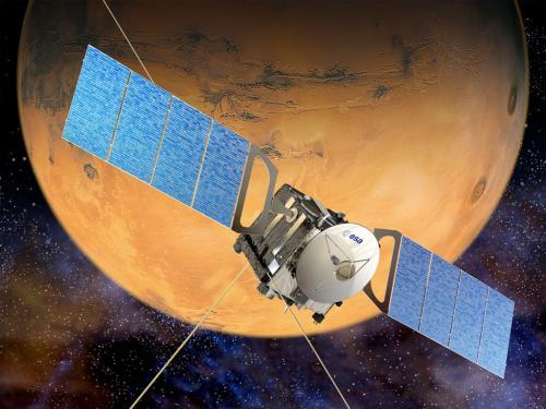 المركبة الفضائية مارس إكسبريس