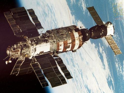 المحطة الفضائية ساليوت
