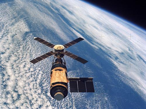 المحطة الفضائية سكايلاب